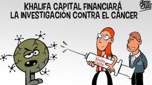 Viñeta de Jorge Crespo Cano para el proyecto de investigación contra...