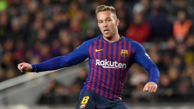 Barcelona confirma lesión de Arthur: