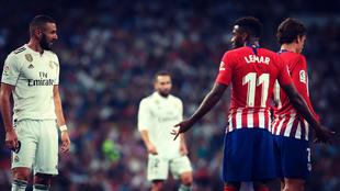 Genzema y Griezmann llevarán la responsabilidad del gol en el...
