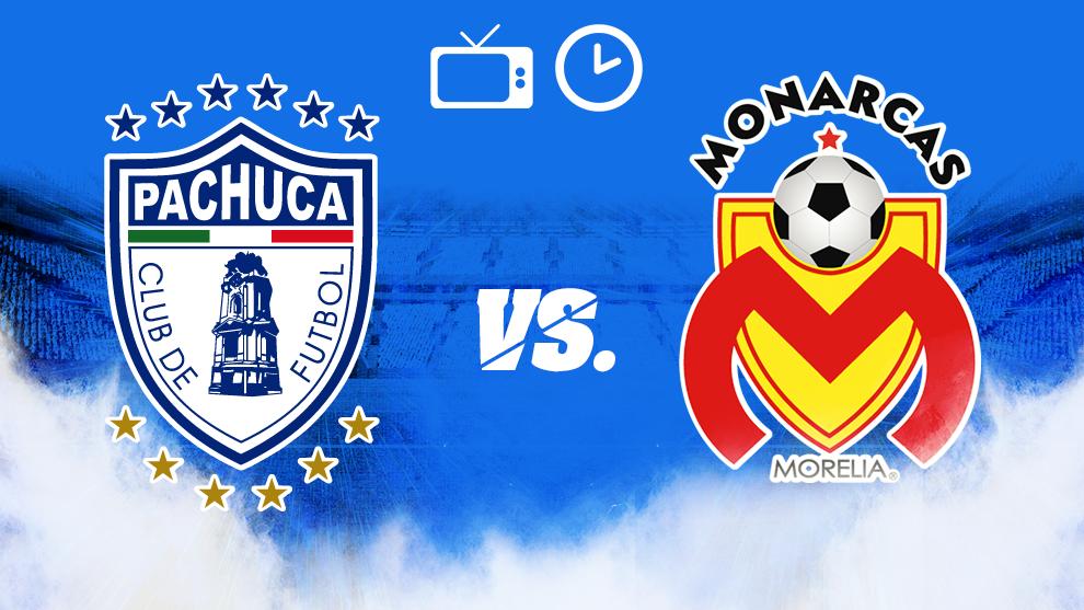 Resultado de imagen para Pachuca vs Morelia
