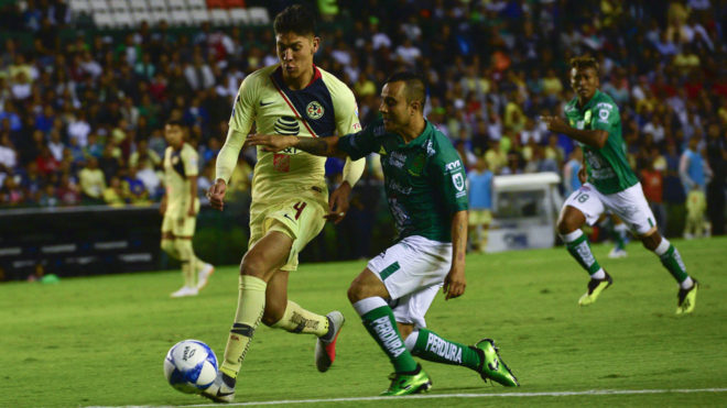 Ni Castillo pudo evitar humillante derrota del América frente al León
