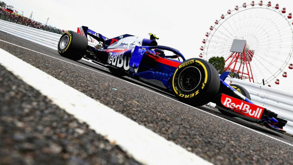 Toro Rosso confía en mejorar en 2019