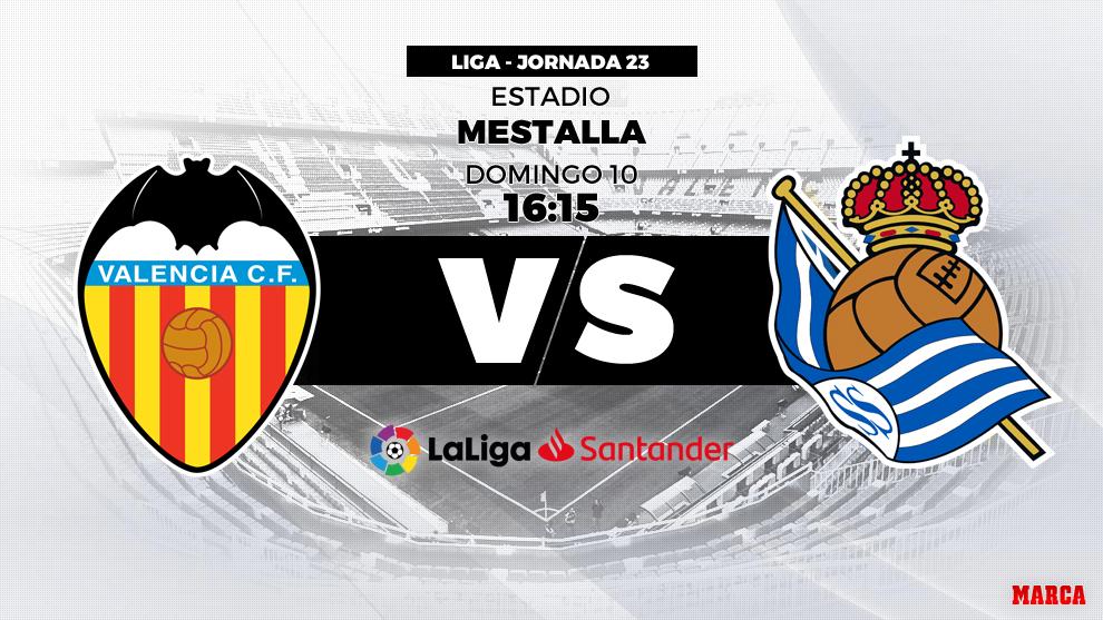 Valencia vs Real Sociedad: Prediction, Lineups, Team News, Betting Tips & Match Previews