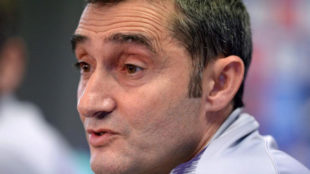 Ernesto Valverde.