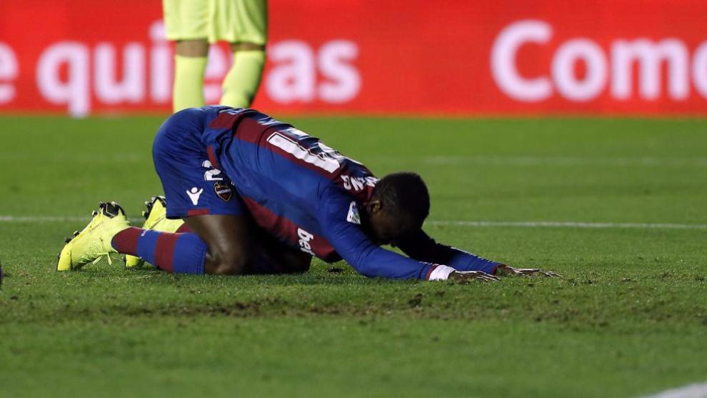 Boateng, en el último partido de Copa contra el Barcelona.