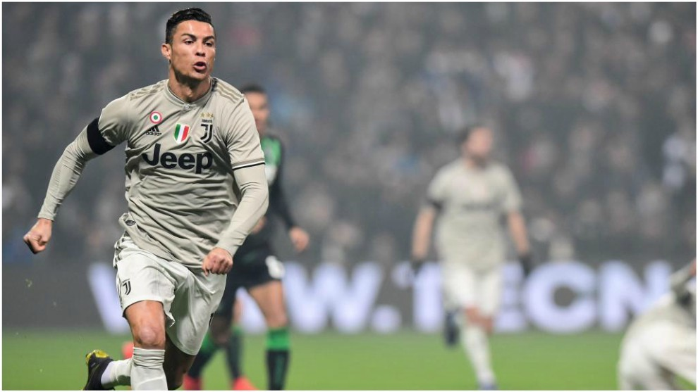 Cristiano Ronaldo played a part in all three goals.