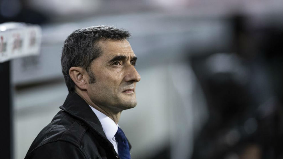 Valverde returned to San Mames.