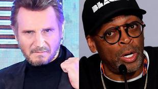 Spike Lee opina sobre la confesión de Liam Neeson