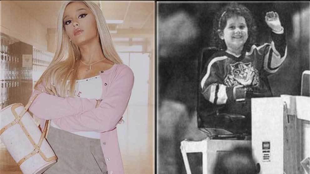 Ariana Grande y la noticia que cuenta que recibió dos impactos de...