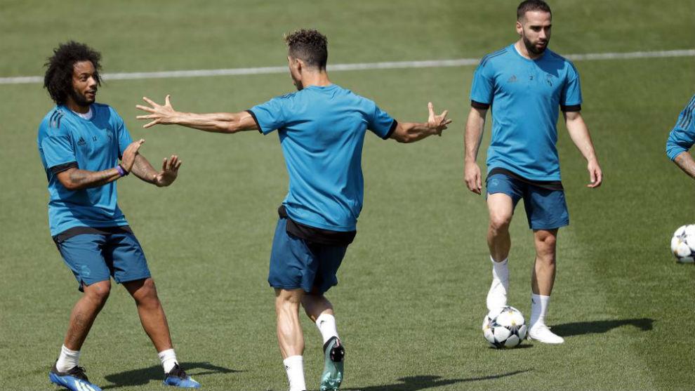 Marcelo and Cristiano.
