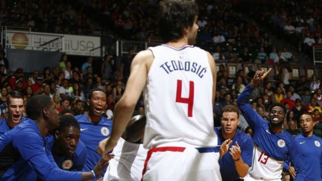 Europa espera el regreso de Milos Teodosic tras ser cortado por los Clippers