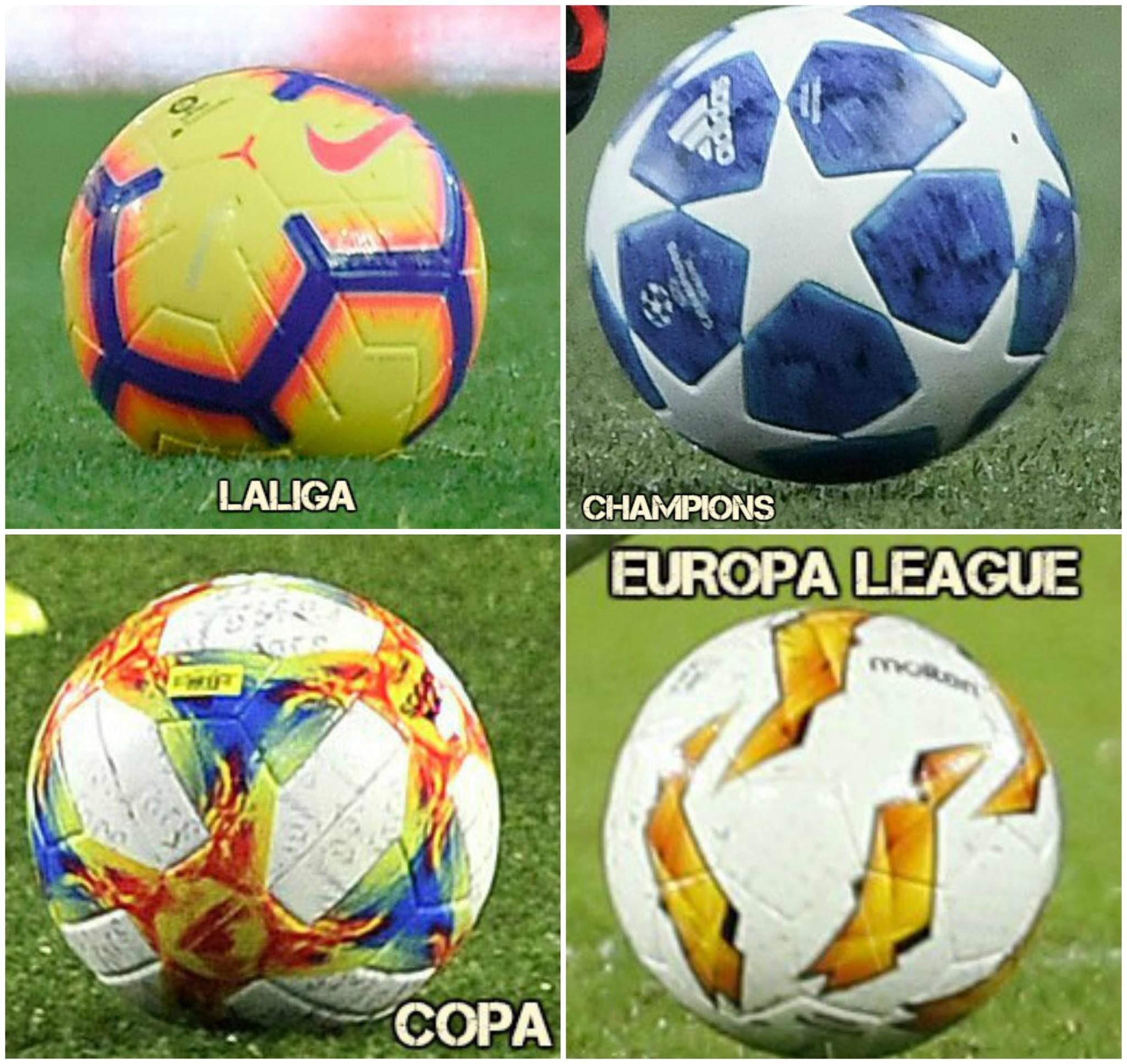 """El Valencia descubre los balones de la Europa League: """"¡Hay que clasificarse para la Champions!"""""""