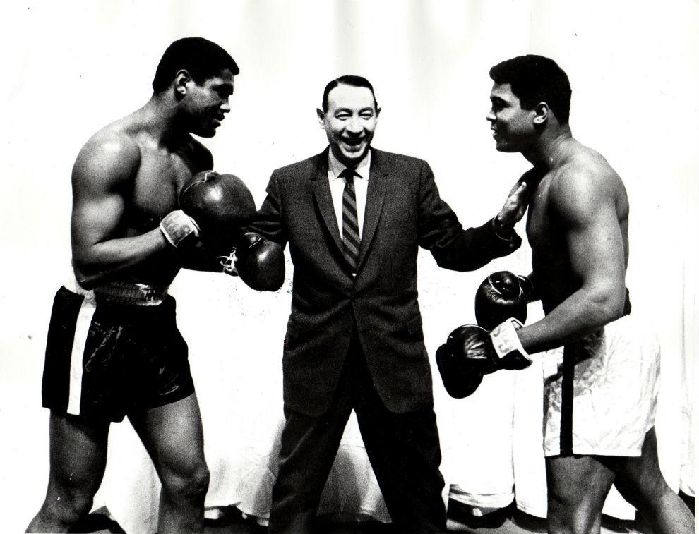 Boxeo El Día Que Muhammad Ali Dio Una Paliza A Ernie