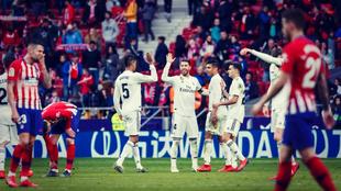 Apuestas Liga: El Real Madrid es el segundo favorito en las apuestas...
