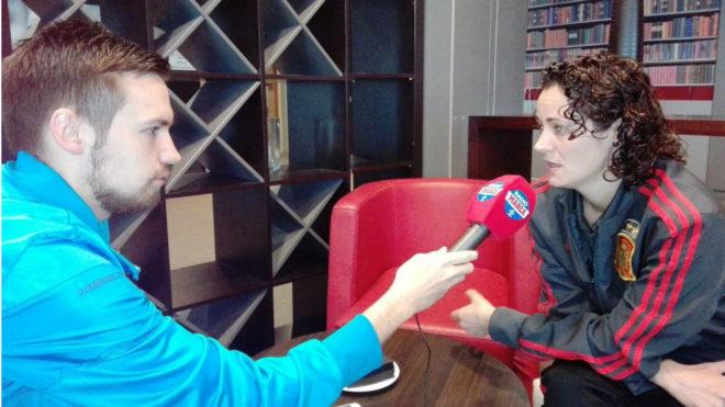 """Claudia Pons: """"Nunca pensé que llegaría este Europeo, es lo que siempre soñé jugar"""""""