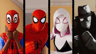 'Spider-man: Un Nuevo Universo' es la favorita para ganar el...