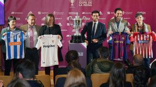 Imagen del sorteo realizado en Granada la semana pasada.
