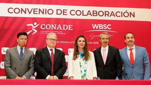 CONADE y WBSC crean alianza para implementar la activación física de...