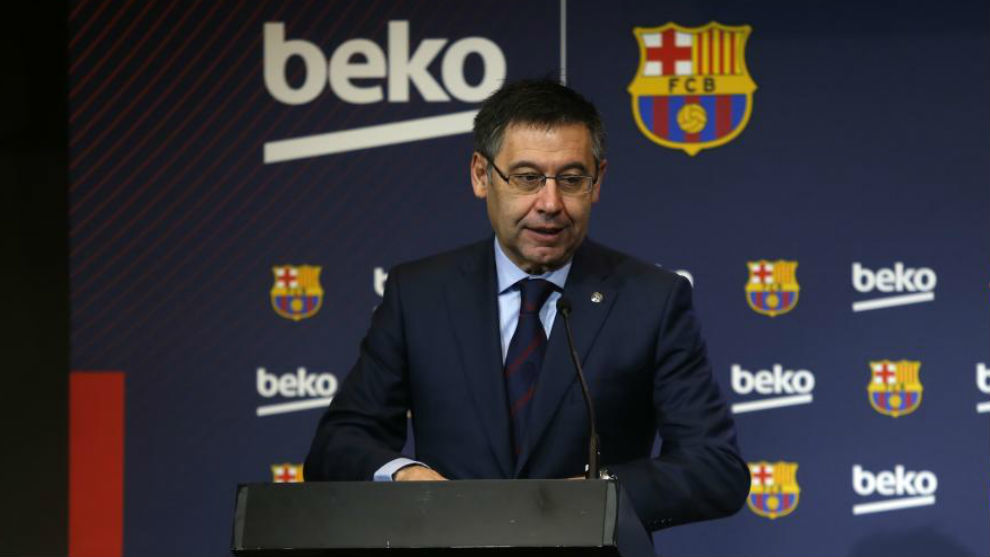 Messi will definitely renew with Barcelona — Josep Maria Bartomeu