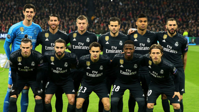 Real Madrid  El uno a uno del Real Madrid vs Ajax  Si Ramos sigue a ... 934c961fc50cd
