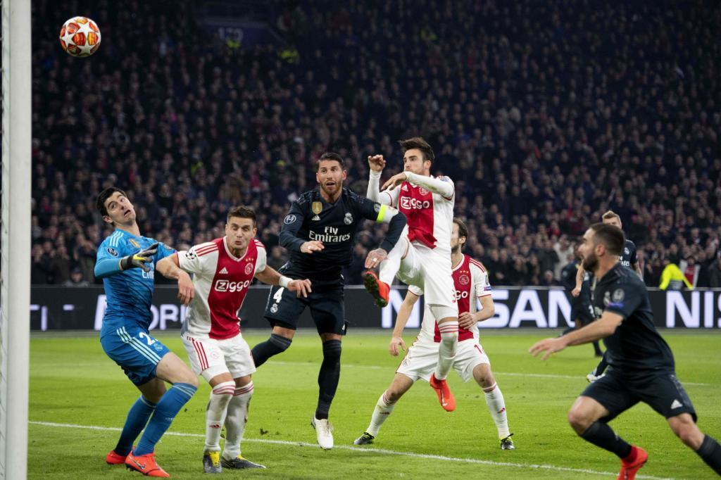 Ajax Vs Madrid: Ajax Vs Real Madrid: Asensio And The Fight To Convince