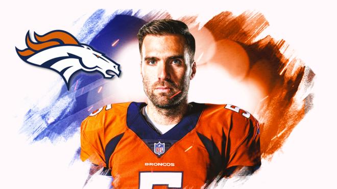 new concept 8e5cb 7ad2b NFL: Joe Flacco sería el nuevo quarterback de los Broncos de ...