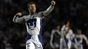 Joaquín Beltrán aseguró que lleva a Pumas en el corazón.