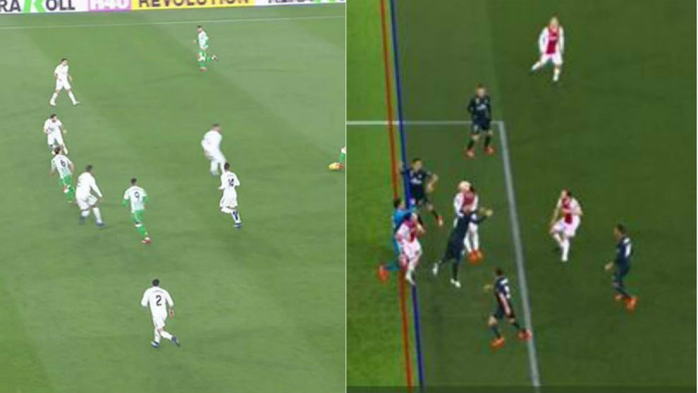 Calendario 2019 Ucl.The Differences Between Var In The Champions League And In
