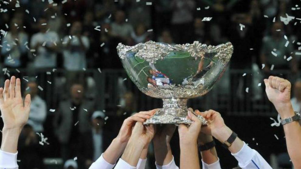 Un equipo campeón alza la Ensaladera