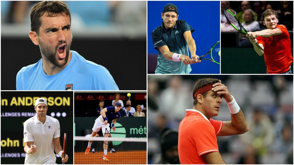 Algunos de los posibles rivales de España en el sorteo