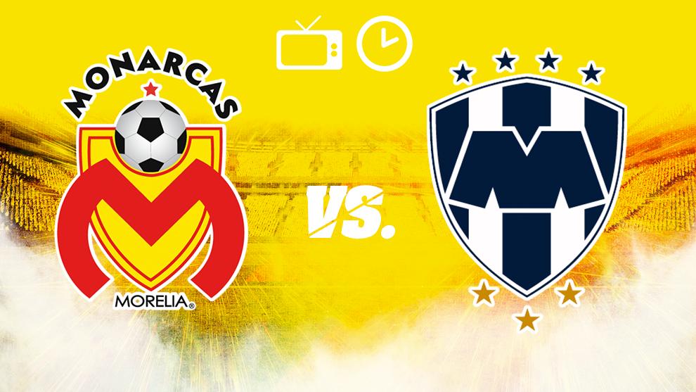 Resultado de imagen para Morelia vs Monterrey