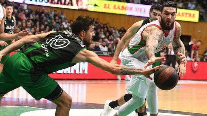 Copa del Rey Baloncesto: Baskonia vs Joventut: Horario y dónde ver ...