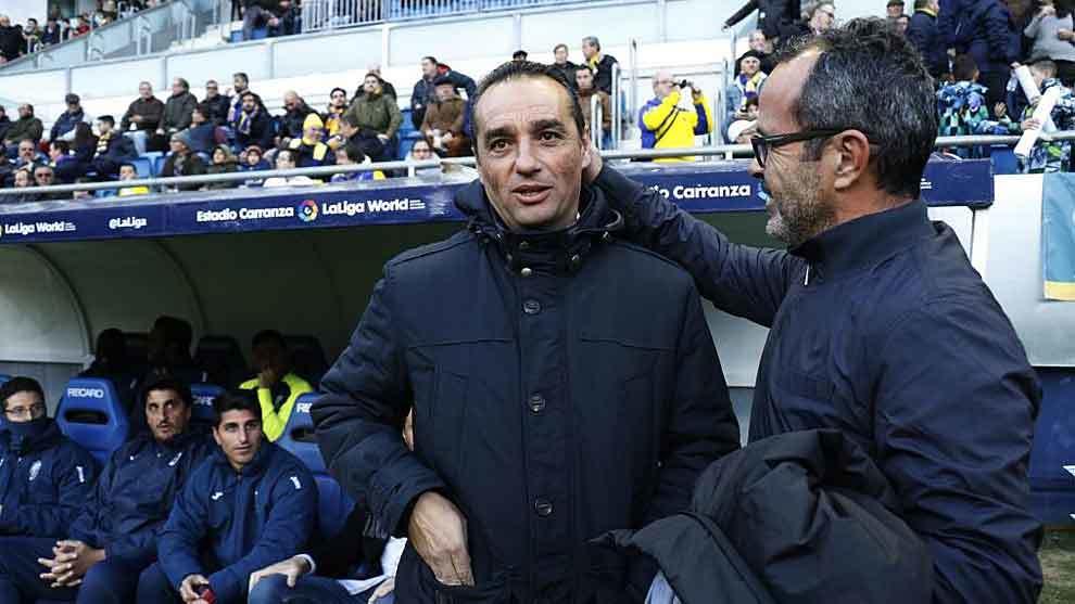 José Luis Oltra y Álvaro Cervera se volverán a ver las caras en el...