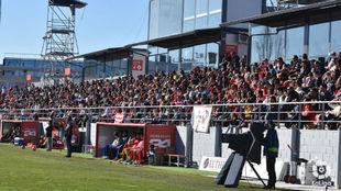Panorámica de la Ciudad Deportiva Wanda.