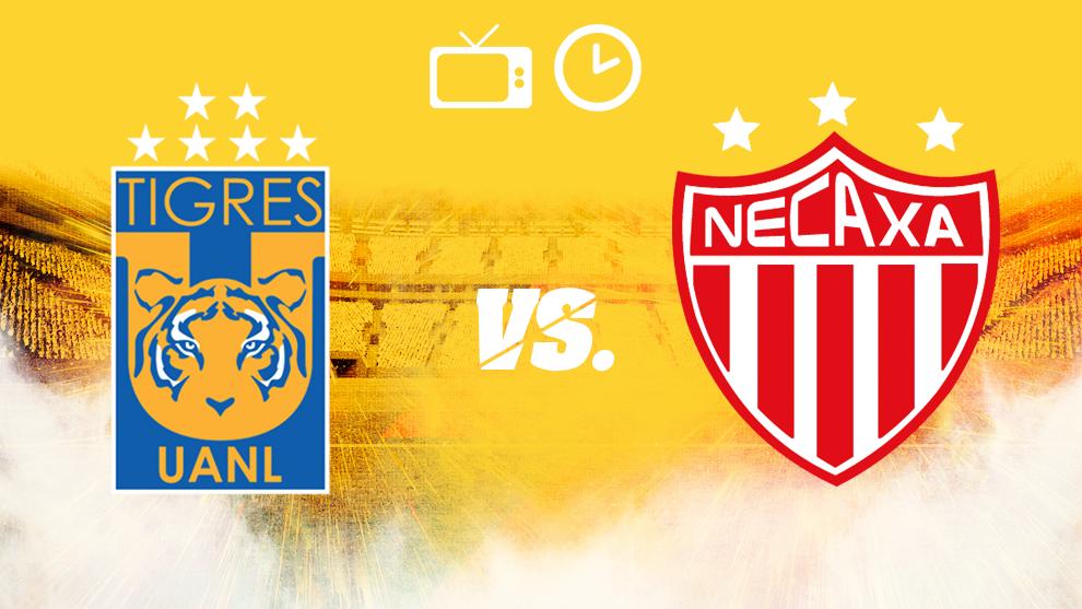 Liga MX Clausura 2019  Tigres vs Necaxa  Horario y dónde ver en TV ... 9530936b6474e