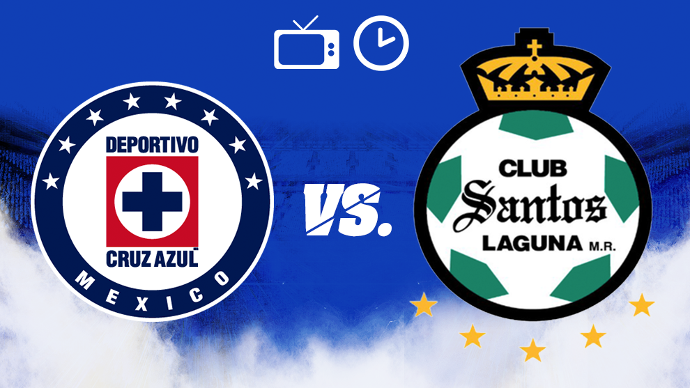 Resultado de imagen para Cruz Azul vs Santos Laguna