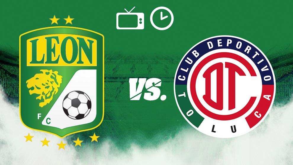 Liga MX Clausura 2019  León vs Toluca  Horario y dónde ver hoy ... e2f139d96e3ed