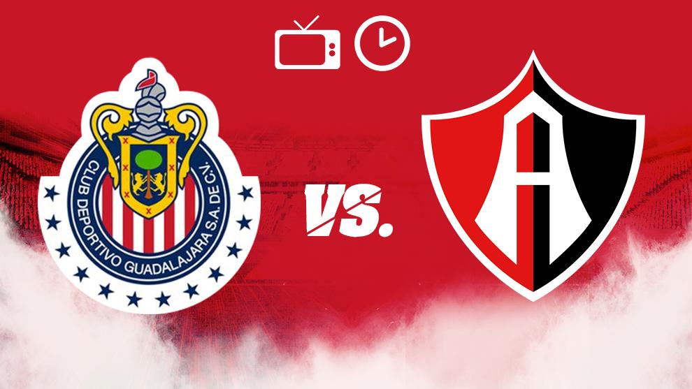 Resultado de imagen para Chivas Guadalajara vs Atlas