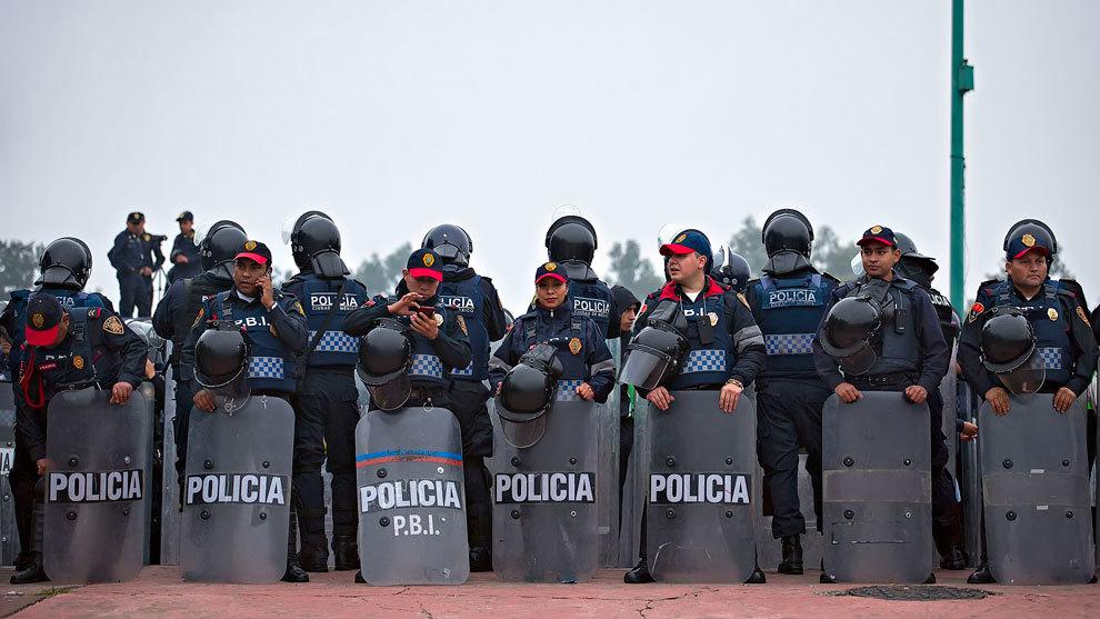 Cero tolerancia a los actos violentos en el Pumas vs América