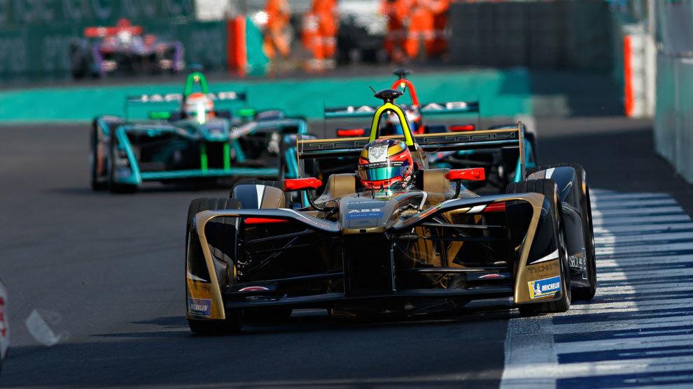 Este sábado se corre la cuarta fecha de la Fórmula E