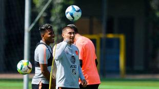 El chileno será titular ante Pumas