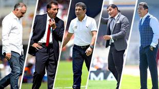 Los estrategas que no han podido contra Miguel Herrera.