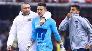 El llanto de Alfredo Saldívar.