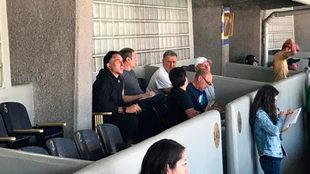 Martino sigue al pendiente de los jugadores mexicanos