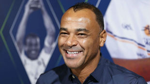 Cafu has high hopes for his young compatriot