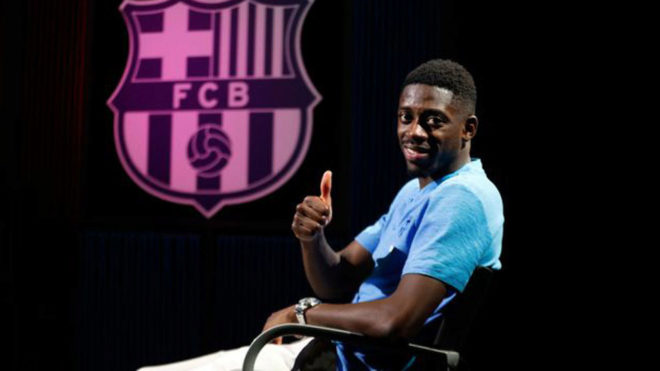 Dembele is keen to assume more responsibility