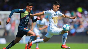 Álvarez tuvo el gol en sus manos y lo dejó ir