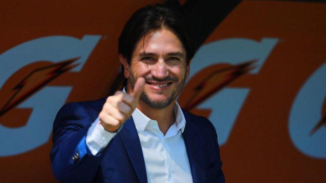Bruno Marioni impregna su garra a Pumas.