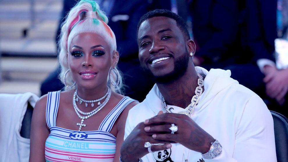 Gucci Mane y Keyshia KaOir