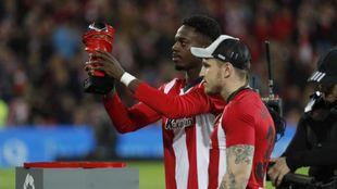 Williams fue premiado el pasado fin de semana como mejor jugador de...